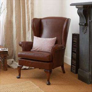 Parker Knoll Penshurst in leather