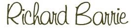 Richard Barrie Logo