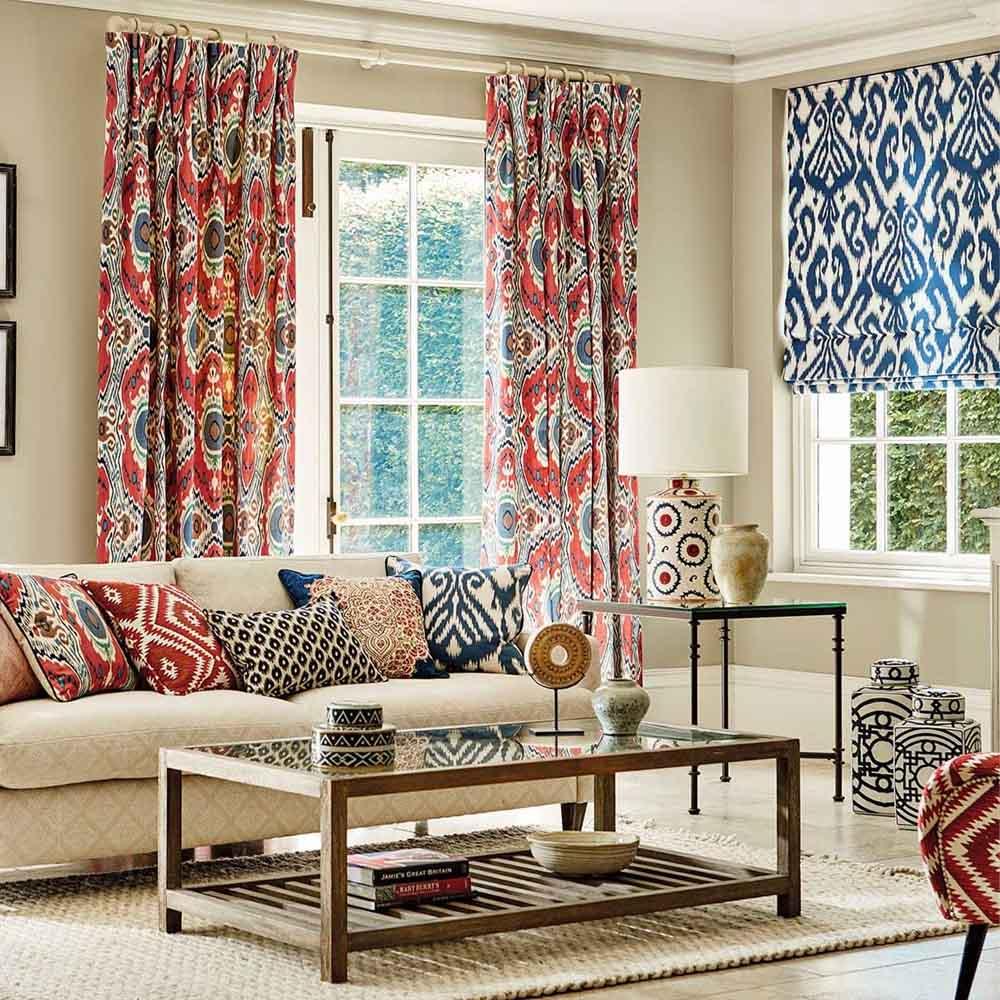 Sanderson Caspian fabrics