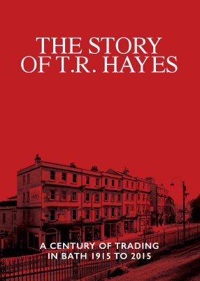 tr hayes history