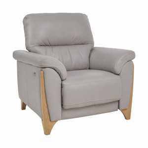 Ercol Enna Recliner Armchair in leather