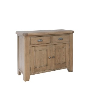 Honiton Oak 2 Door Sideboard