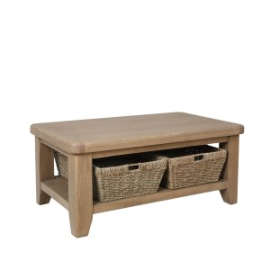 Honiton Oak Coffee Table