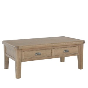 Honiton Oak Large Coffee Table
