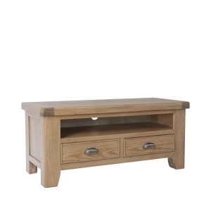 Honiton Oak Standard TV Unit