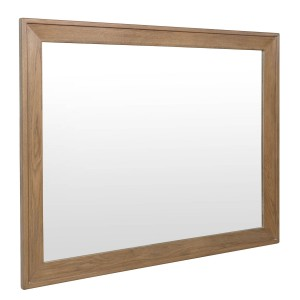 Honiton Oak Wall Mirror