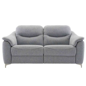 G Plan Jackson 3 Seater Sofa with metal feet