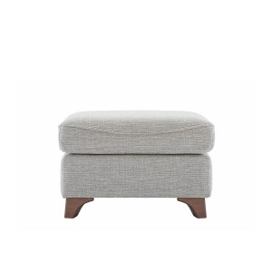 G Plan Jackson Footstool with wooden legs
