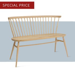 ercol 100th anniversary Loveseat offer