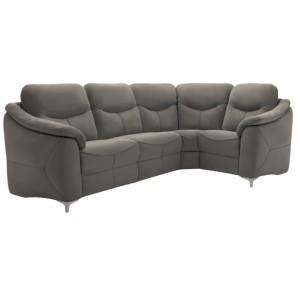 G Plan Jackson Leather Corner Sofa