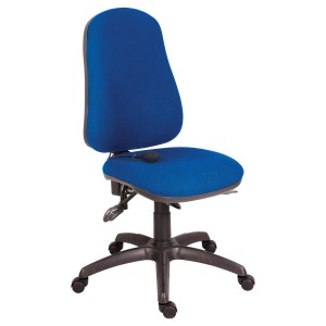 Comfort Air Office Chair in blue
