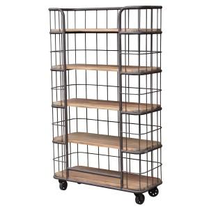 Curtis Cage 5 Shelf Unit