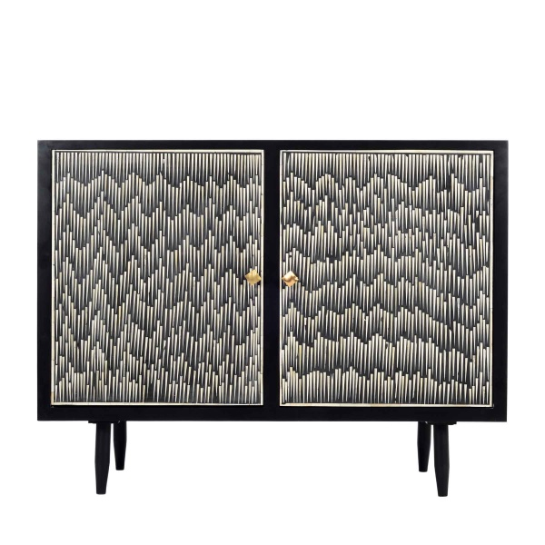 Ombre Cabinet front