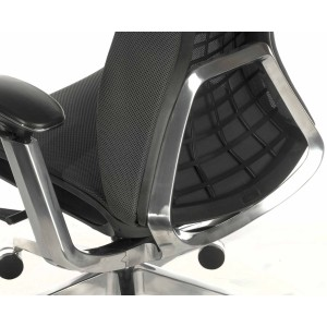Solace Office Chair - back detail