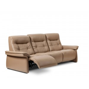Stressless Mary 3 Seater Recliner Sofa