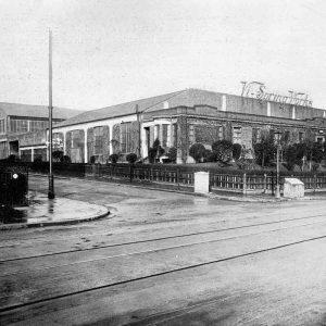 Vispring Factory 1927