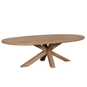 Barchester Oval dining Table