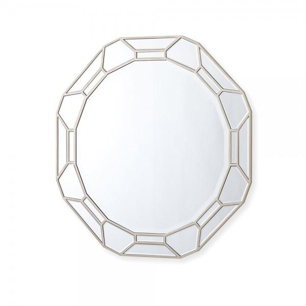 Romance Round Mirror