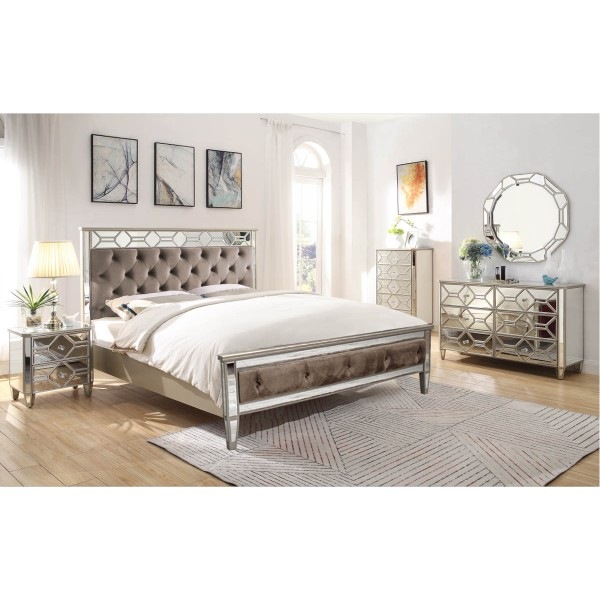Romance bedroom collection