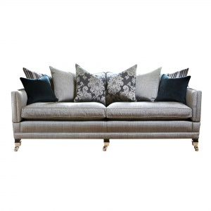 Duresta Trafalgar 3 Seater Sofa scatter back