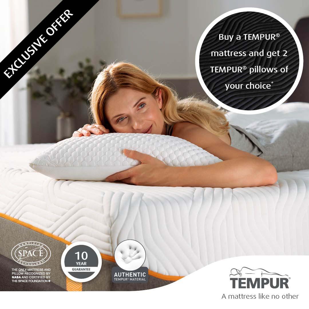 Free Pillow Offer Autumn 2020