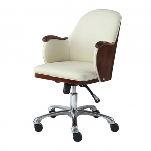 Stirling Office Chair walnut
