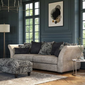 Arianna Scatter Back Sofa