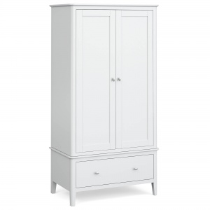 Capri White Gents Wardrobe