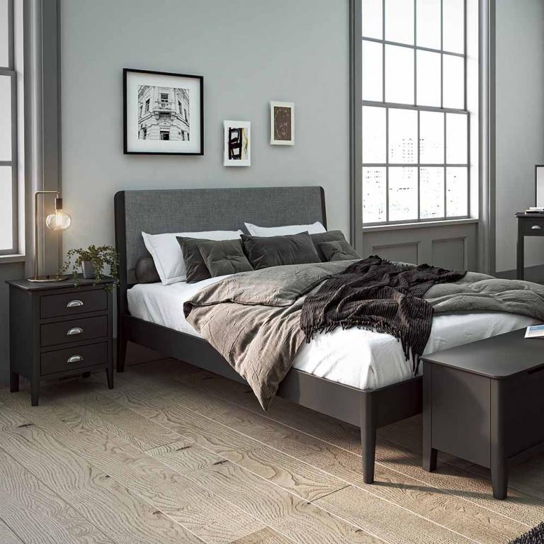 Capri Charcoal Bedroom 3