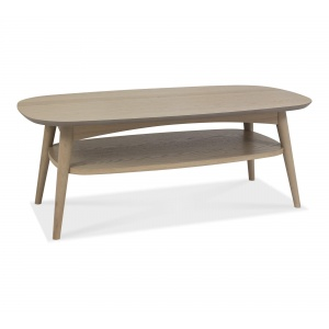 Mortensen Coffee Table with shelf 01