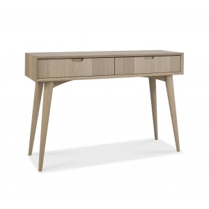 Mortensen Console Table with Drawers 01