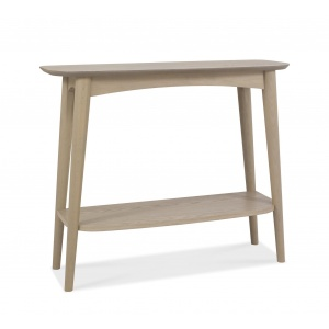 Mortensen Console Table with shelf 01