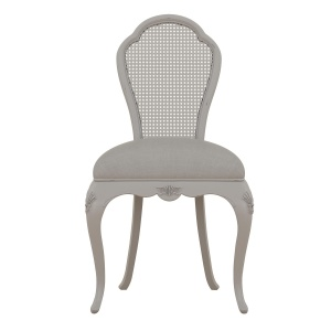 Avignon Grey Bedroom Chair