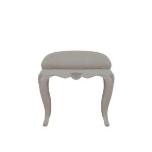 Avignon Grey Bedroom Stool