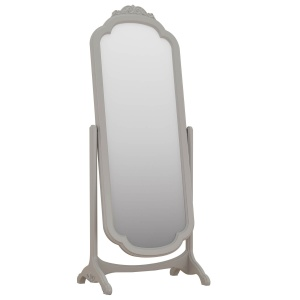 Avignon Grey Cheval Mirror