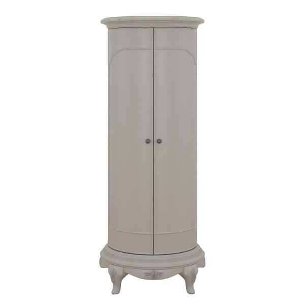 Avignon Grey Storage Cabinet