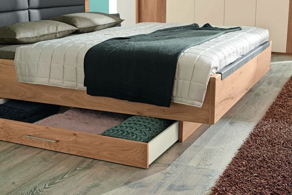Disselkamp Minto bed detail