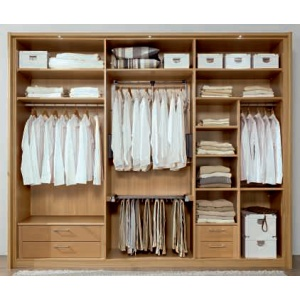 Disselkamp wardrobe interior