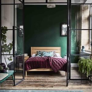 Ercol Rimini bedroom collection