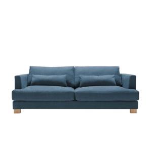 Palmer 2 Seater Sofa blue