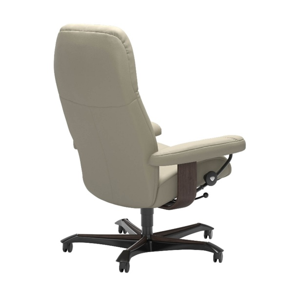 Stressless Consul Office Chair back