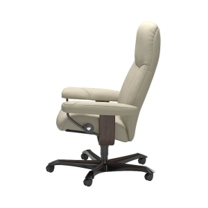 Stressless Consul Office Chair side
