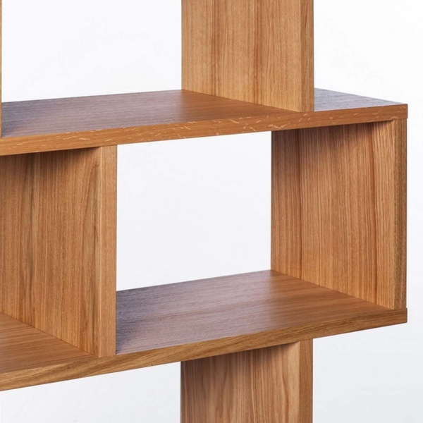 Wave Alcove Shelving detail