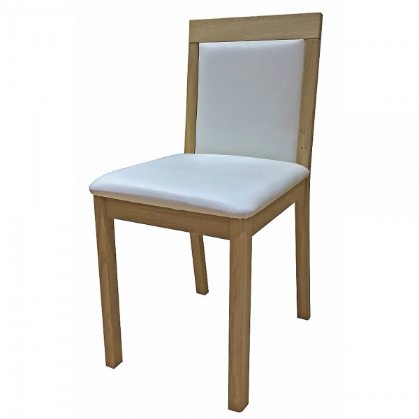 Anbercraft Darwin Chair with Padded Back