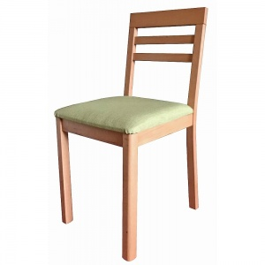 Anbercraft Darwin Chair with Slatted Back