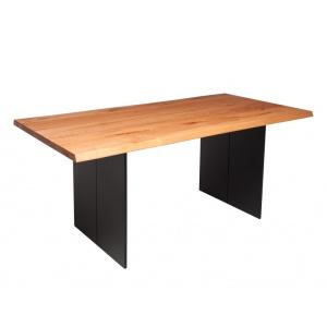 Minnesota Table Full Leg D Oak & Anthracite Frame