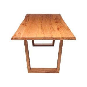 Minnesota Table Trapeze-Shaped Leg G Oak 2