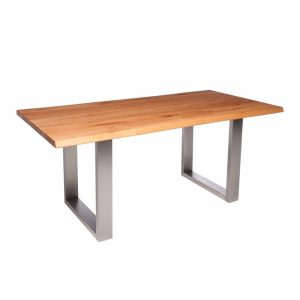 Minnesota Table U-Shaped Leg A Oak