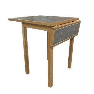 Anbercraft DT01 Table with Tile Top