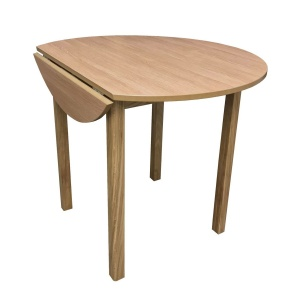 Duratop Table DT02 with Natural Oak Top